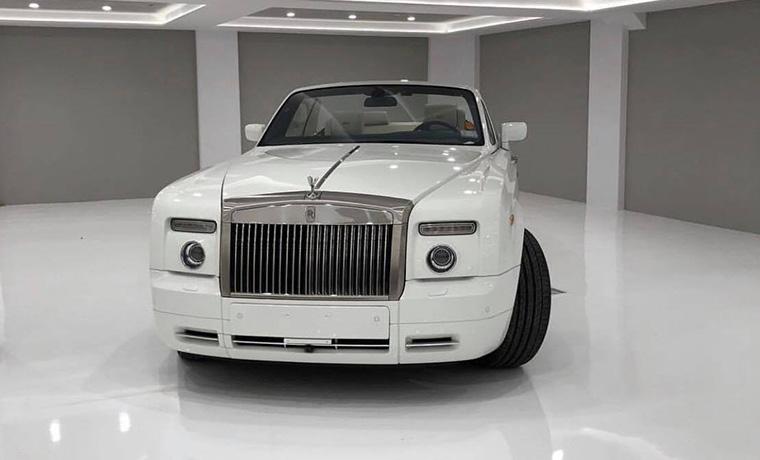Luxury Car Epoxy Floor Zone Garage